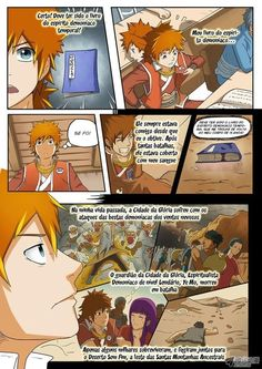 Tales of Demons and Gods (Manhua) 001 (Leitura Online)    Central de Mangás…