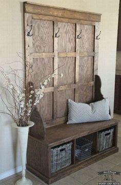 Деревянная мебель для прихожей на заказ по вашим размерам в Москве и области