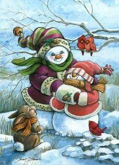 Janet Stever - Christmas