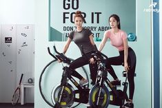 Tongue, straw and other stuff Spin Bikes, Asian Girl, Gym Equipment, Bicycle, Sports, Kpop, Girls, Asia Girl, Hs Sports