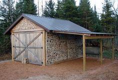 beautiful!  Maple Sugar Shack Shed built at a Richard & Becky Flatau workshop. www.daycreek.com