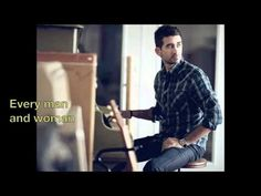 God So Loved The World - Official Lyric Video - Aaron Shust - YouTube