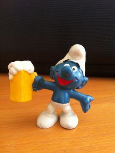 Der Bier Schlumpf.
