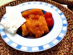 Πατάτες γιαχνί με καρότα και λάδι μαύρης τρούφας Potatoes, Ethnic Recipes, Food, Potato, Meals, Yemek, Eten