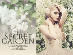 The Secret Garden in Confashion Magazine