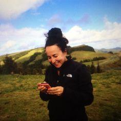 Posteando feliz en las Azores en el Mirador do Cavalho. #VisitAzores #ViajandoAzores