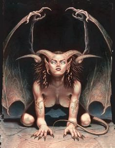 A succubus will only harm if you resist... surrender is the gateway to Lilith's realm.
