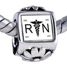 Nurse Pandora Bead