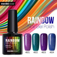 Nail Gel 2017 Fashion Neon Nail Gel Polish Soak Off UV Colorful Nail Colors Art For gel nail polish Long-lasting Gel *** View this nail art item in details now by clicking the VISIT button Gel Polish Colors, Uv Gel Nail Polish, Neon Nails, Uv Gel Nails, Nail Nail, Glitter Gloss, Soak Off Gel Nails, Prego, Rainbow Nails