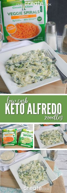 Alfredo Zoodles