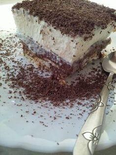 Τούρτα ταψιού με μπισκότο !!! 6