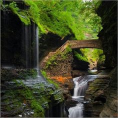 Watkins Glen State Park - New York