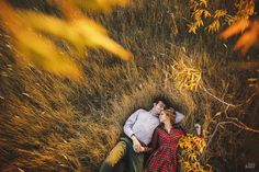 Photo published on 11 October 2014 by Tolik Boev (Moscow, Russia) in MyWed Photographers Community. Autumn Family Photos, Forest Engagement Photos, Couple Shots, Fall Pictures, Forest Wedding, 8 Year Anniversary, Vintage Love, Photo Sessions, Couple Goals