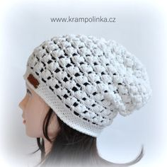 Homeleska Paola · Návody háčkování Krampolinka Crochet Hats, Retro, Fashion, Knitting Hats, Moda, Fashion Styles, Retro Illustration, Fashion Illustrations