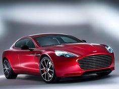 #Aston Martin Rapide S