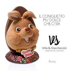 V&S vi presenta #Bunny! Il coniglietto di #Pasqua più dolce che ci sia! #nooliodipalma #noconservanti http://www.villaestacchezzini.it #maitrechocolatier Ordina subito 0546 621185