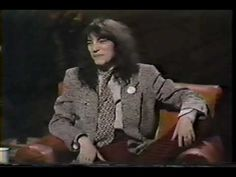 Patti Smith interviewed by Tom Snyder (+playlist)