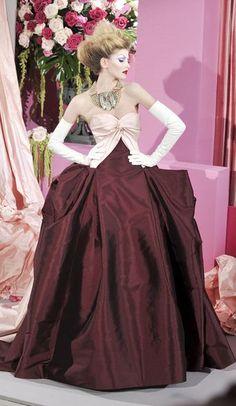 Christian Dior - Haute Couture S/S 2010