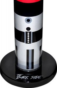 Darth Vader's Lightsaber Motion Lamp $29.99 #starwars #lightsaber #lamp #darthvader