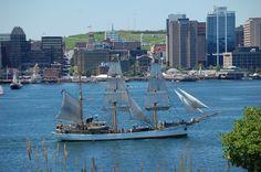 Tall Ships will be in Halifax, Nova Scotia July 19 – 2012 O Canada, Canada Travel, Halifax Canada, Canada Trip, Travel Usa, Atlantic Canada, Cape Breton, New Brunswick, Tall Ships