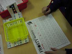 Keen On Kindergarten: January Math Stations