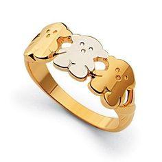 Tous Ring: Jewelry: Amazon.com