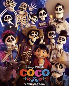 "- Paragon Cineplex (@paragoncineplex) on Instagram: ""เตรียมพบกับการผจญภัยแห่งช่วงชีวิต #COCO ""โคโค่ วันอลวน วิญญาณอลเวง"" โดยผู้กำกับ Toy Story 3…"""