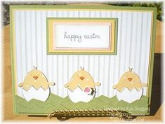 easter cards stampin up   Stamping With Tamie