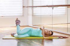 A educadora física Betina Dantas, criadora da modalidade, ensina!