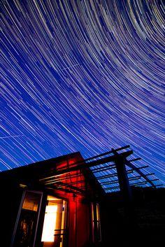 Stars over Ennis by theqspeaks, via Flickr