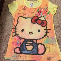 NWOT Hello Kitty tee Nwot Hello Kitty Tops Tees - Short Sleeve