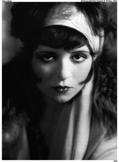 Clara Bow Images, Graphics, Comments and Pictures
