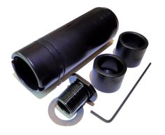 AFD Muzzle System. All Calibers, 1/2-28 and 5/8-24 threads. $49.95