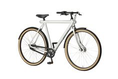 "M2 VANMOOF №3 - SEVEN SPEED 28"" BICYCLE - Urban Bicycles Urban Bicycles"
