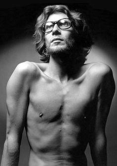 Yves Saint Laurent par Jeanloup Sieff - 1971