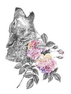wolf garden