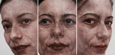 hyperréalisme d'hier et aujourd'hui: Vania Comoretti What Is Contemporary Art, Triple Goddess, Gcse Art, Community Art, Figure Painting, Art Boards, Illustration Art, Illustrations, Drawings