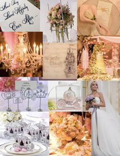 Princess Wedding! Cinderella! <3