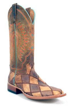 Anderson Bean Horse Power Mens Boots... omg! Sexy or wht?    Allison Okey Gardner via Cowboys & Indians onto My sense of style - Fashion