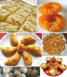 Traditional, seasonal, healthy and tooth sweetening recipes for all occasions! Read and prepare these delicious recipes at home to make your meal-time Fun! Diwali Snacks, Diwali Food, Diwali Recipes, Indian Desserts, Indian Sweets, Indian Food Recipes, Food Festival, Diwali Festival, Gingerbread Man