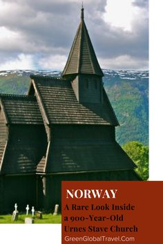 See interior, as well as exterior shots, of Norway's Urnes Stave Church, a UNESCO World Heritage Site: Norway Travel, Travel Tours, New Travel, Travel Advice, Travel Guides, Ultimate Travel, Travel Europe, Places Around The World, Travel Around The World