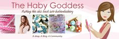 The Haby Goddess -- a retail store, online shop, a blog, a sewing school and a community for all things haberdashery.  Great free tutorials!!