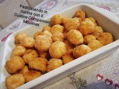 Pasticciando in cucina con il Cuisine Companion Moulinex: Polpette di mazzancolle con il Cuisine Companion M... Ethnic Recipes, Food, Essen, Meals, Yemek, Eten