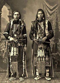 Индейцы лакота