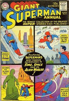 Giant Superman Annual No. 4