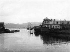 Suva Harbour Photographic Print at AllPosters.com