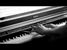 Ludovico Einaudi - Nuvole Bianche (Alexander Flemming)    Learning to play this at the moment.