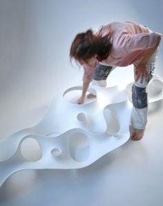 eva hild: ceramic sculptures
