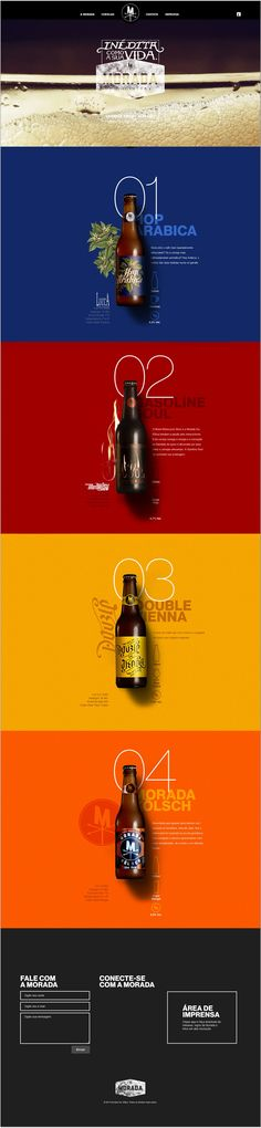 Unique Web Design, Morada || Weekly web design Inspiration for everyone! Introducing Moire Studios a thriving website and graphic design studio. Feel Free to Follow us @moirestudiosjkt to see more remarkable pins like this. Or visit our website www.moirestudiosjkt.com to learn more about us. #WebDesign #WebsiteInspiration #WebDesignInspiration ||