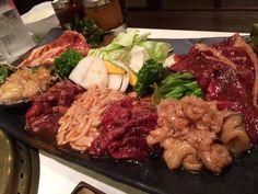 焼き肉  平和園 十勝牛  美味い!!